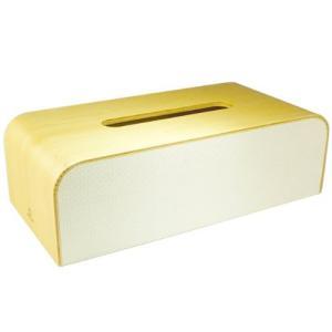 COLOR-BOX ティッシュケース TISSUECASE 白色 YK05-108Wh ヤマト工芸 yamato japan|n-kitchen
