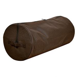 布団収納袋 円筒型 毛布収納ケース 東洋ケース|n-kitchen