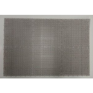 人工芝 若草ユニット 60×90cm グレー 山崎産業|n-kitchen