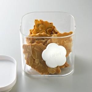 Karari 珪藻土タブレット フラワー ホワイト (2コ入) HO1849 イシガキ産業 n-kitchen