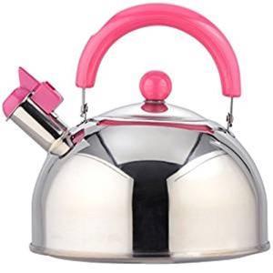 キャンディール IH対応 笛吹ケトル 2.5L ピンク CR-5286 和平フレイズ|n-kitchen