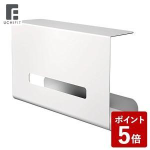 ウチフィット ティッシュボックスハンガー ホワイト UFS5WH オークス n-kitchen
