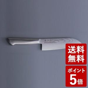 ダマスカス鋼 三徳包丁 170mm 800-631 佐竹産業の商品画像|ナビ