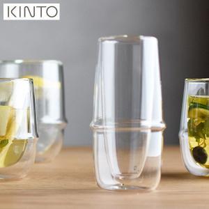 KINTO KRONOS ダブルウォール シャンパングラス 23109 キントー クロノス|n-kitchen