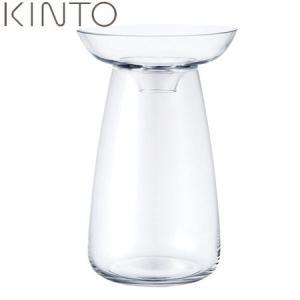 KINTO アクアカルチャー ベース L 830ml クリア 20843 キントー|n-kitchen