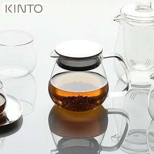 KINTO UNITEA ワンタッチティーポット 460ml 8335 キントー ユニティ|n-kitchen