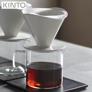 KINTO OCT ブリューワージャグセット 2cups ホワイト 28901 キントー|n-kitchen