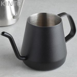 KINTO プアオーバーケトル 430ml ブラック 20365|n-kitchen