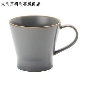 丸利 TAMAKI エッジライン マグカップ グレー T-788356|n-kitchen
