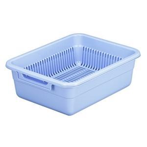 トンボ アシスト 水切りセット No.2 ブルー 新輝合成|n-kitchen