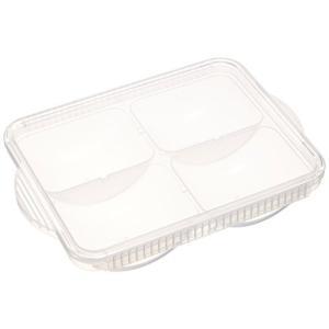 離乳食 冷凍 小分け 保存トレー 80mL×4個取り TRMR4 スケーター(SKATER)|n-kitchen