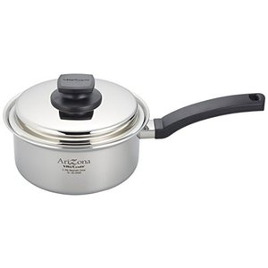 Vita Craft (ビタクラフト) 片手鍋 アリゾナ 17cm レシピ付 8545|n-kitchen