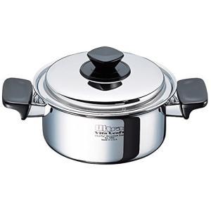 Vita Craft(ビタクラフト) 両手鍋 17cm ウルトラ 1.9L No.9302|n-kitchen