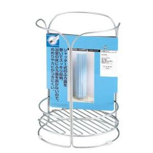 バススタイル ダブルコーティング ふろ蓋 スタンド H-8846 パール金属(PEARL METAL)|n-kitchen