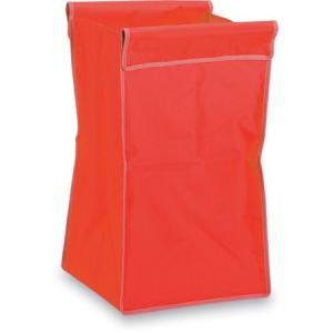 BMダストカー袋 ミニエコ袋 赤 テラモト DS2327012-4069