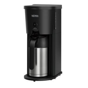 サーモス (THERMOS) 真空断熱ポット コーヒーメーカー ブラック(BK) ECJ-700|n-kitchen