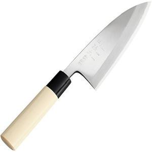 関孫六 銀寿 本鋼和包丁 出刃 150mm AK−5202 貝印|n-kitchen