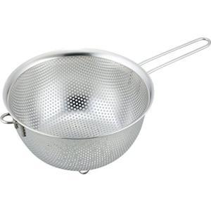 スタッキングパンチング片手ざる17cm SUIグート SUI-6032 和平フレイズ n-kitchen