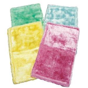 洗剤のいらないふきん ふしぎクロス 4色組 アズマ工業|n-kitchen