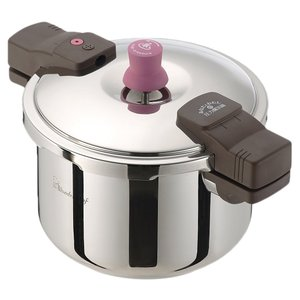 あなたとわたしの圧力魔法鍋5.5L (圧力鍋) ワンダーシェフ|n-kitchen