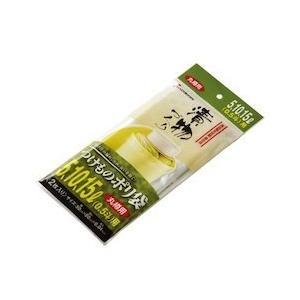 漬け物ポリ袋 透明 5・10・15L用 リス|n-kitchen