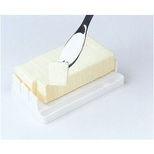 バターケース カッティングガイド付 スケーター|n-kitchen