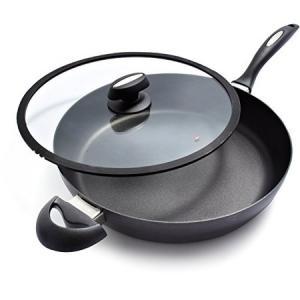スキャンパン IQ フライパン 28cm(蓋付) 64102800 エス・アンド・ケー n-kitchen