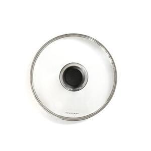 スキャンパン Classic ガラス蓋 20cm 20001212 エス・アンド・ケー SCANPAN n-kitchen