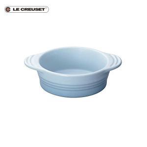 ル・クルーゼ ベビー・ディッシュ コースタルブルー|n-kitchen