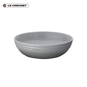 ル・クルーゼ 2019 Simple Cooking オーバル・サービング・ボール 17cm ミストグレー|n-kitchen