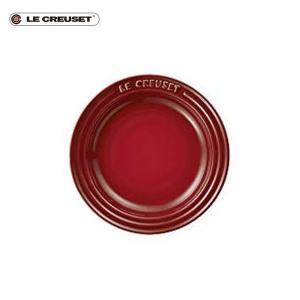 ル・クルーゼ 2019 Simple Cooking ラウンド・プレート LC 15cm チェリーレッド|n-kitchen