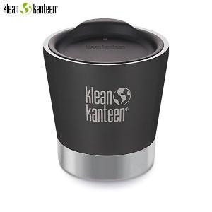 クリーンカンティーン klean kanteen インスレートタンブラー 8oz シェール ブラック K8VSSC-SB-A|n-kitchen