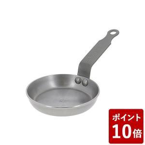 de BUYER ミネラル ビー エレメント ミニフライパン12cm デバイヤー CODE:17016 フランス|n-kitchen