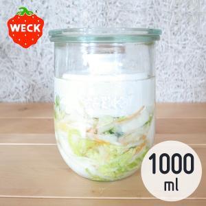 WECK チューリップ 1000mL ウェック WE-745 TULIP SHAPE|n-kitchen