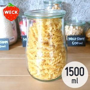 WECK チューリップ 1500mL ウェック WE-738 TULIP SHAPE n-kitchen