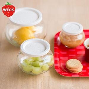 WECK プラスチックカバー S ホワイト ウェック WE-007 n-kitchen