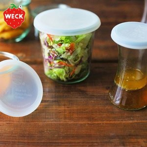 WITH WECK シリコンキャップ S クリア WW-020CL|n-kitchen
