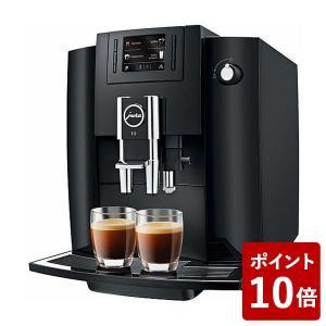 ユーラ 全自動コーヒーマシン E6 ピアノブラック 11952 jura|n-kitchen