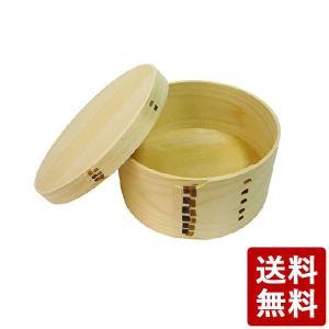 木曽工芸 曲げ輪おひつ(5合用) 山一 CODE:97190 和 日本製 ジャポニズム ていねいなくらし ミニマル シンプル n-kitchen