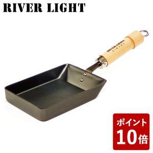 リバーライト 卵焼き 鉄 フライパン 特小 極 ジャパン J1611 たまご焼 IH対応 日本製 R...