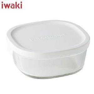 iwaki(イワキ) パック&レンジ ミニ ホワイト N3240-W AGCテクノグラス|n-kitchen