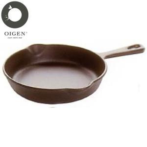 及源鋳造(OIGEN) 南部鉄器 ミニフライパン 15cm F-320|n-kitchen