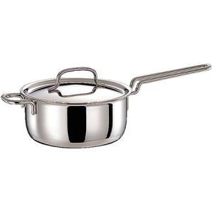 ジオ 片手鍋 20cm GEO-20N 宮崎製作所|n-kitchen