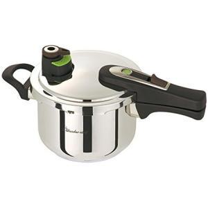 ワンダーシェフ 片手圧力鍋 3.0L 630100|n-kitchen
