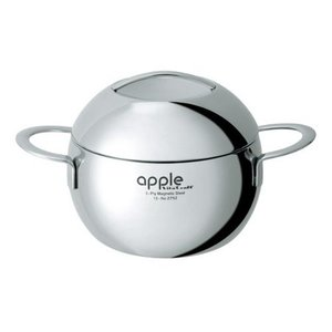 ビタクラフト アップル 両手鍋 1.9L 2752|n-kitchen