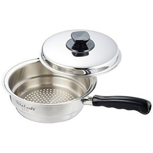 ビタクラフト 小蒸し器蓋付 3302 VitaCraft|n-kitchen