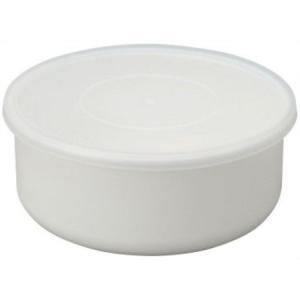 野田琺瑯 ホワイトシリーズ ラウンド19cm RD-19 n-kitchen