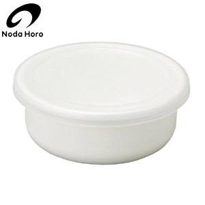 野田琺瑯 ラウンド ホワイトシリーズ 10cm RD-10 n-kitchen