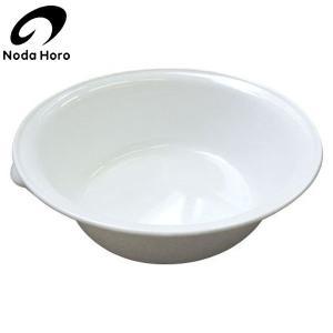 野田琺瑯 ホーロー製 たらい 40cm TA-40 フット用品|n-kitchen