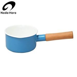 野田琺瑯 クルール ミルクパン ブルー 12cm CL-12M BL|n-kitchen